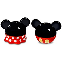 Minnie and Mickey Mouse Salt and Pepper Shaker Set - Best of Mickey