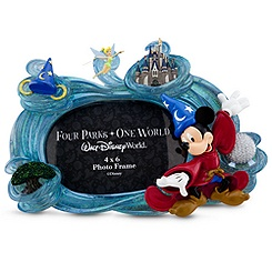Walt Disney World Resort Mickey Mouse Photo Frame -- 4'' x 6''