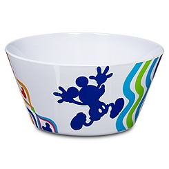 Color Fusion Mickey Mouse Bowl