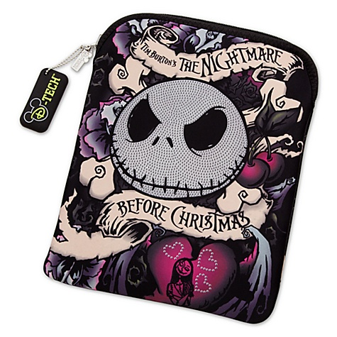 Tim Burton's The Nightmare Before Christmas iPad Case