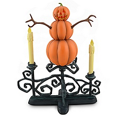Lighted Disneyland Haunted Mansion Holiday Candelabra