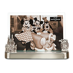 Metal Walt Disney World Resort Photo Frame -- 4'' x 6''