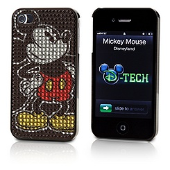 Mickey Mouse Sparkle iPhone 4/4S Case