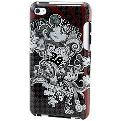 Houndstooth Mickey Mouse iPod Touch (4th Gen.) Case