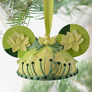 Tiana Ear Hat Ornament