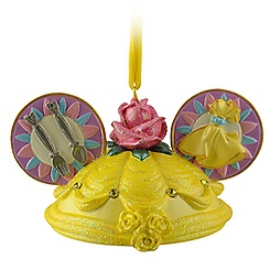 Belle Ear Hat Ornament