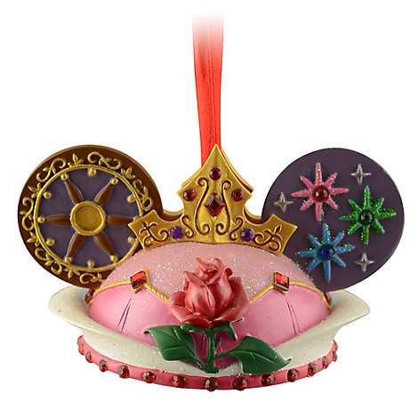 Aurora Ear Hat Ornament