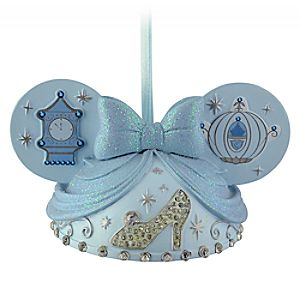 Ear Hat Cinderella Ornament