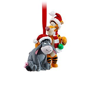 Tigger and Eeyore Ornament