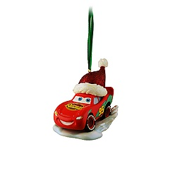 Lightning McQueen Ornament