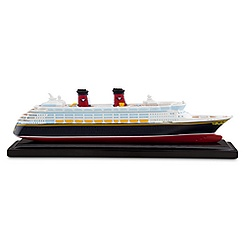 Disney Cruise Line Ship Miniature - Disney Wonder
