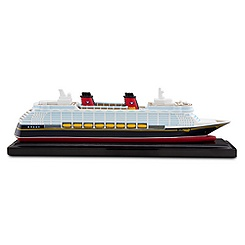 Disney Cruise Line Ship Miniature - Disney Fantasy