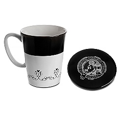 Mickey Mouse Mug and Lid Set