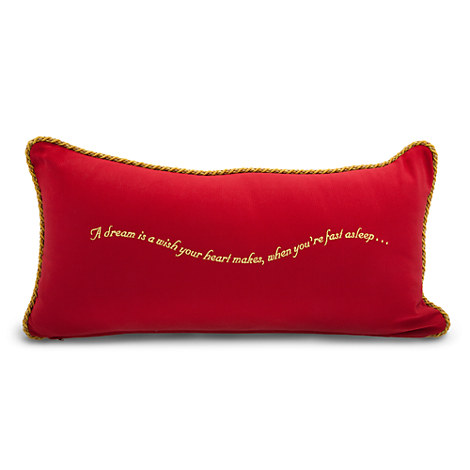 Mickey Mouse Pillow - Disney Cruise Line