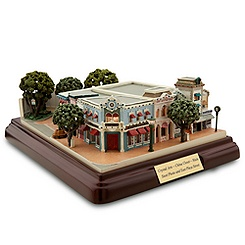 Disneyland East Plaza Street Miniature by Olszewski