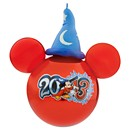 Sorcerer Mickey Mouse Icon Ornament - Disney Parks 2013