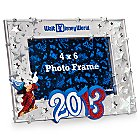Sorcerer Mickey Mouse Photo Frame - Walt Disney World 2013