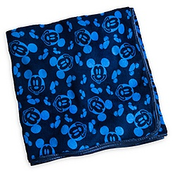 Mickey Mouse Travel Blanket