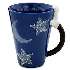 Sorcerer Mickey Mouse Glitter Mug - Walt Disney World 2013