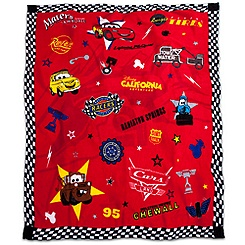 Cars Land Blanket - Disney California Adventure