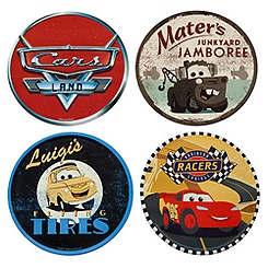 Cars Land Coaster Set
