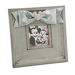 Minnie Mouse Bow Photo Frame