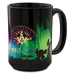 World of Color Mug - Disney California Adventure