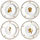 Be Our Guest Dessert Plate Set - Walt Disney World - 8''