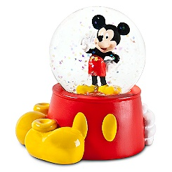 Mickey Mouse Mini Snowglobe - Best of Mickey