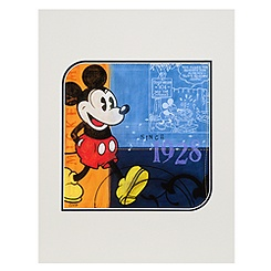 ''Mickey 1928'' Art Print by Costa Alavezos