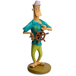 Adventureland Skipper Figure by Kevin Kidney and Jody Daily