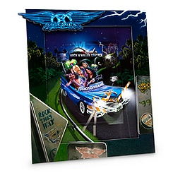 Rock 'n' Roller Coaster Photo Frame - Disney's Hollywood Studios