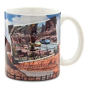 Cars Land Racers Mug