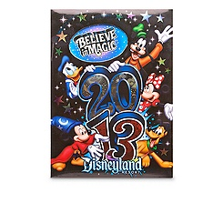 Sorcerer Mickey Mouse Photo Album - Disneyland 2013 - Large