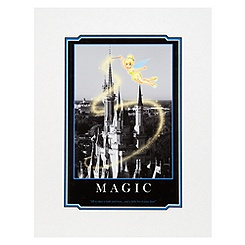 Tinker Bell ''Magic'' Art Print