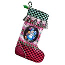 Alice in Wonderland Stocking