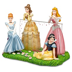 Disney Princess Figural Photo Frame - Walt Disney World
