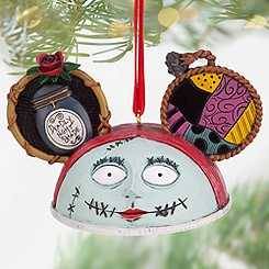 Sally Ear Hat Ornament - Tim Burton's The Nightmare Before Christmas