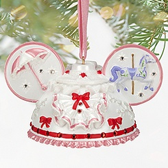 Mary Poppins Ear Hat Ornament