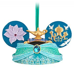 Jasmine Ear Hat Ornament
