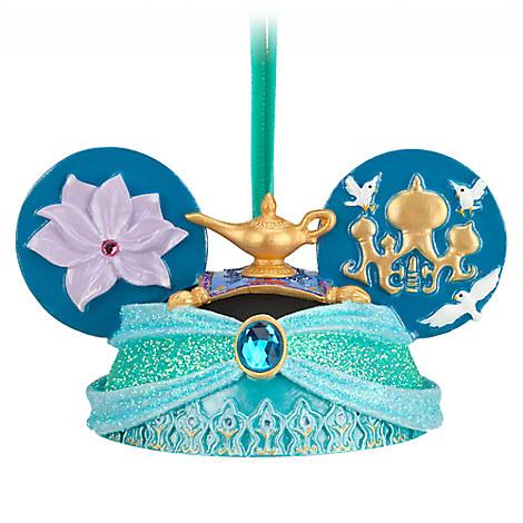 Jasmine Ear Hat Ornament