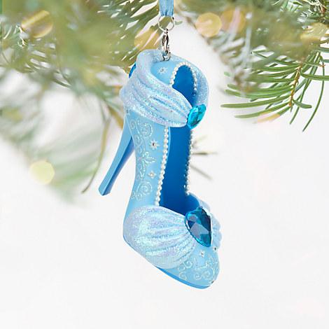 Cinderella Shoe Ornament