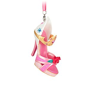 Aurora Shoe Ornament