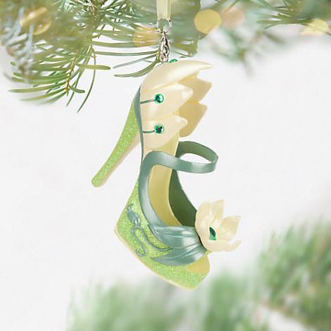 Tiana Shoe Ornament