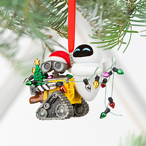 WALL-E Christmas Ornament