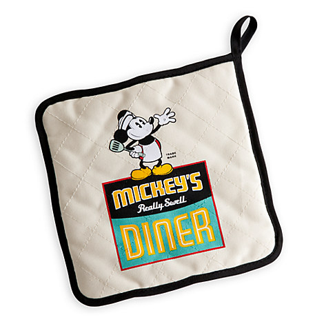 Disney Store - Mickey's Diner pot holder