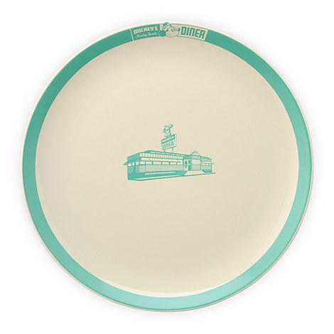 Disney Store - Mickey's Diner dinner plate