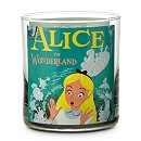Disney Parks Attraction Poster Short Glass Tumbler - Alice/Mr. Toad