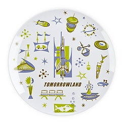 Tomorrowland Plate - 8''