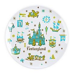 Fantasyland Plate - 8''